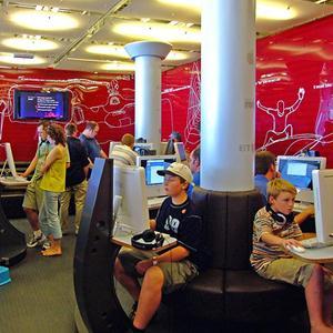Интернет-кафе Камы