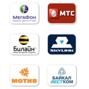 Операторы сотовой связи Камы
