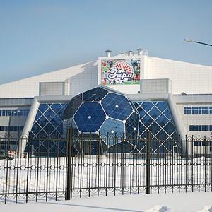 Спортивные комплексы Камы