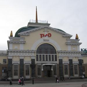 Железнодорожные вокзалы Камы